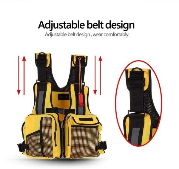 Kayak Adults Life Jacket Vest PFD