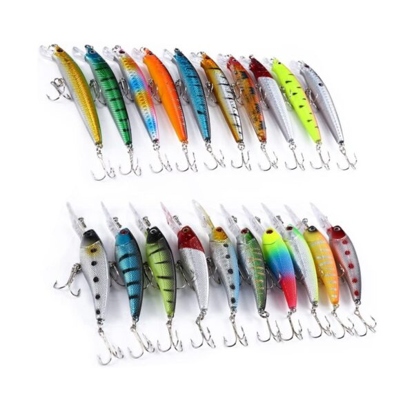 Trayosin Fishing Lures Kit 2