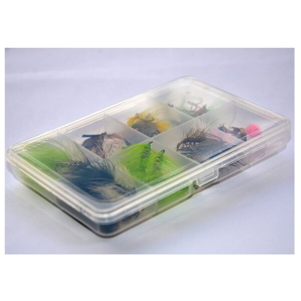 Outdoor Planet 36Pieces Dry Fly, Wet Fly and Nymph Fly Lure Mix
