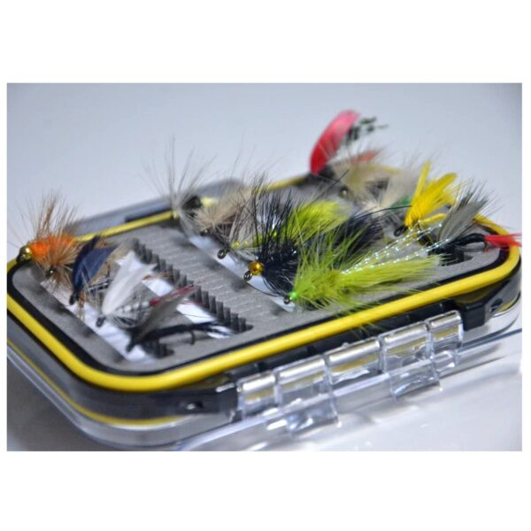 Outdoor Planet Assorted Trout Fly Fishing Lure Pack