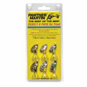 Panther Martin Best of the Best Kit.