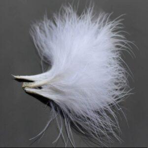 Tigofly Turkey Marabou Blood Feathers