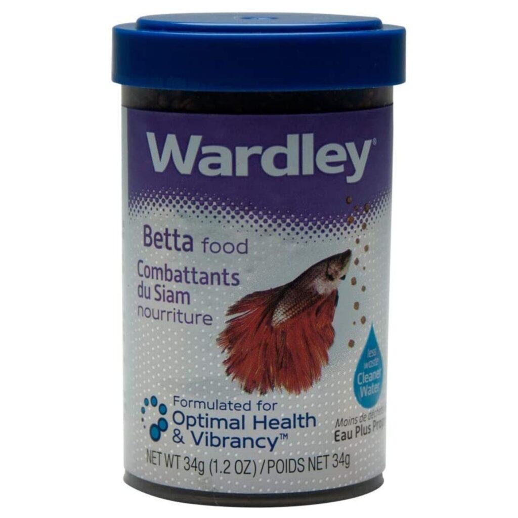 Wardley Betta Fish Food