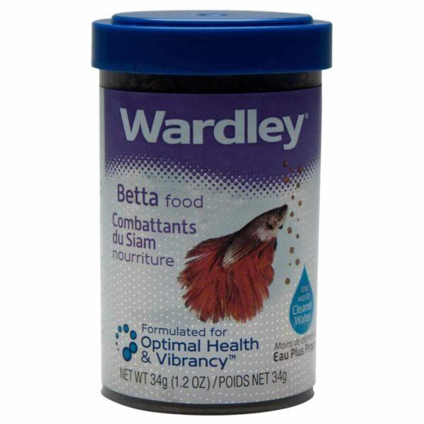 Wardley Betta Fish Food and Accessories